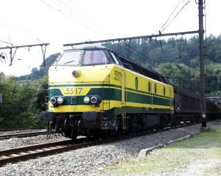 NMBS/SNCB Class 55