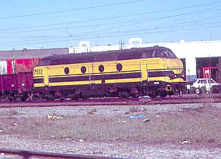 NMBS/SNCB Class 65/75