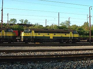 NMBS/SNCB Class 52